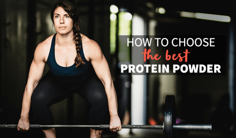 What is the Best Protein Powder?