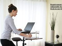 Requirement of Adjustable Standing Desk in our Daily Life
