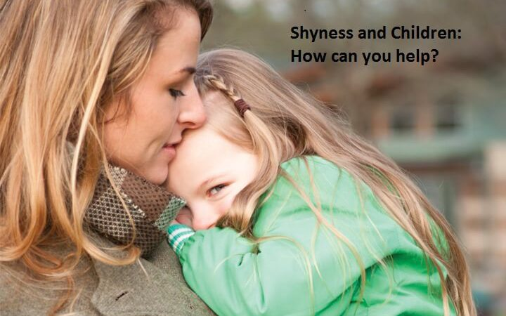 Shyness and Children: How can you help?