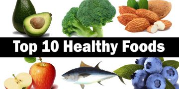 Top 10 Healthier Foods