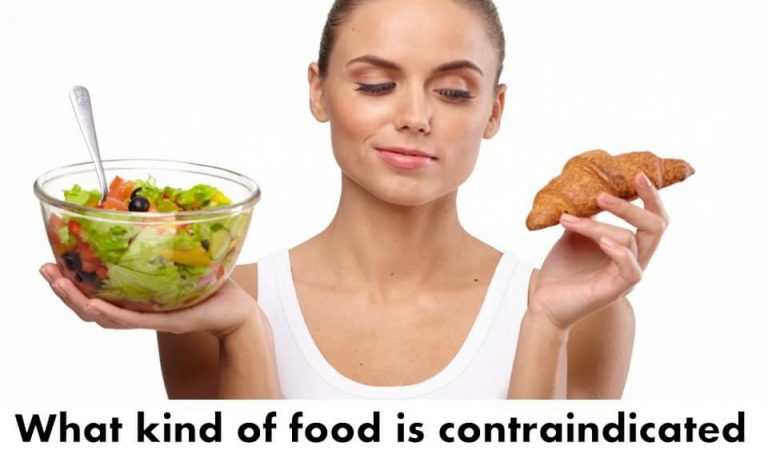 Food for the Lady: What kind of food is contraindicated for Women?