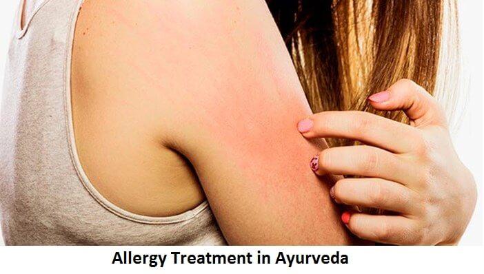 Seasonal Allergy Treatment in Ayurveda