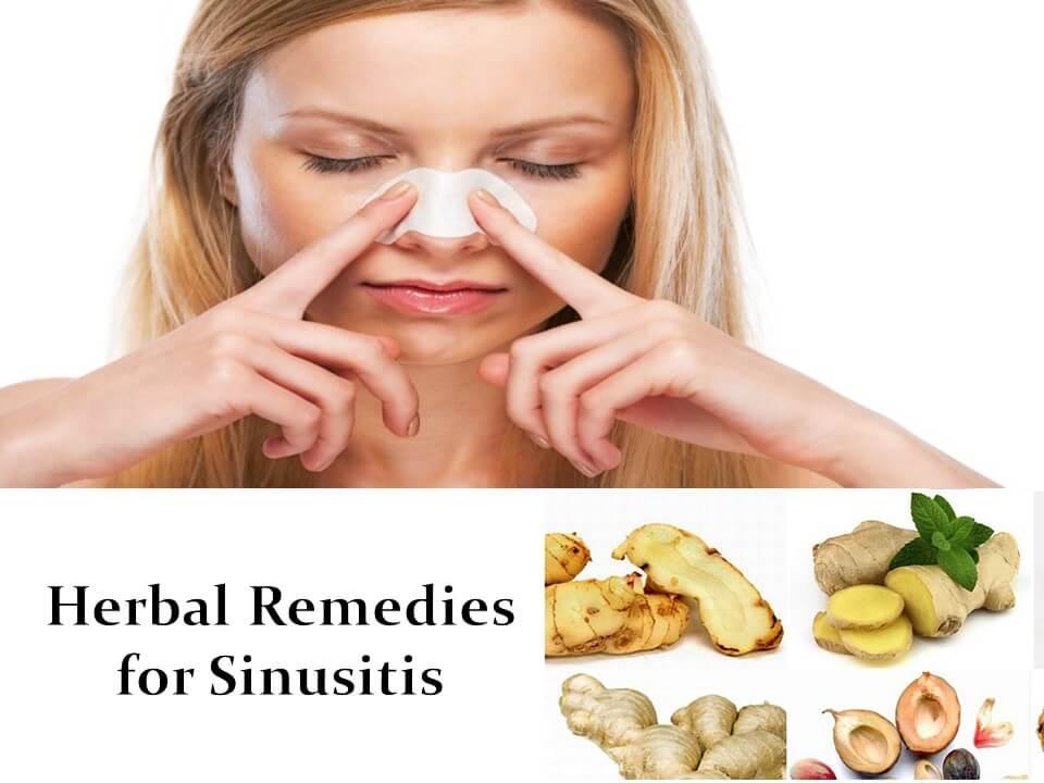 Herbal Remedies for Sinusitis