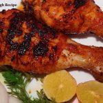 Smoked Chicken Thigh Recipe