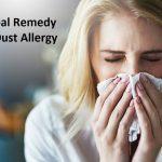 Herbal Remedy for Dust Allergy