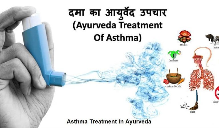 Asthma Treatment in Ayurveda: Effective home remedies to cure Asthma!!!
