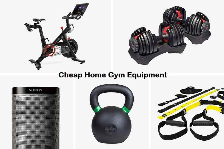 Cheap Home Gym Equipment