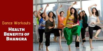 Bhangra Fitness Classes Chandigarh