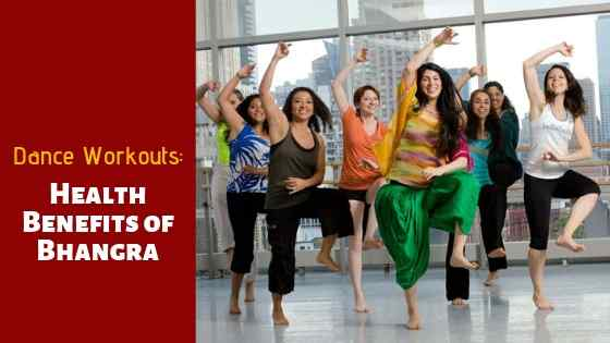 Dance Workouts: Health Benefits of Bhangra