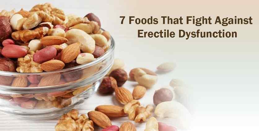 7 Nourishment That Battle against Erectile Dysfunction(ED)