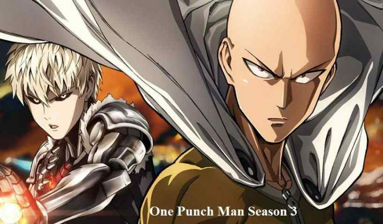 One Punch Man Season 3 Release Date Watch Online Episodes or Series