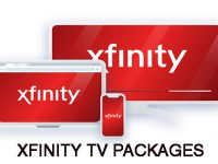 Xfinity TV packages